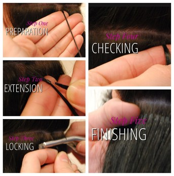 Easilocks steps