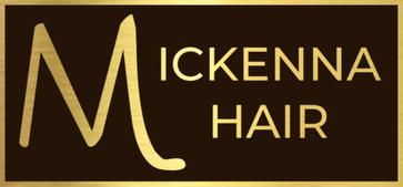 Mickenna Hair Logo
